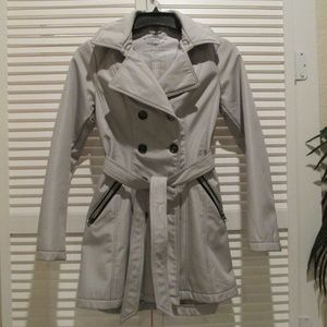 Sebby Collection trench coat
